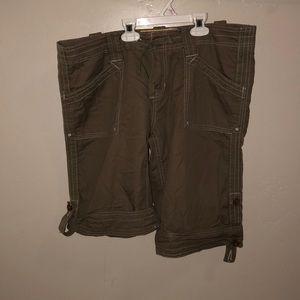 Pants - Organic Cotton Shorts